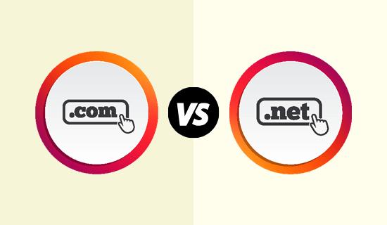 com-vs-net-domain-extension