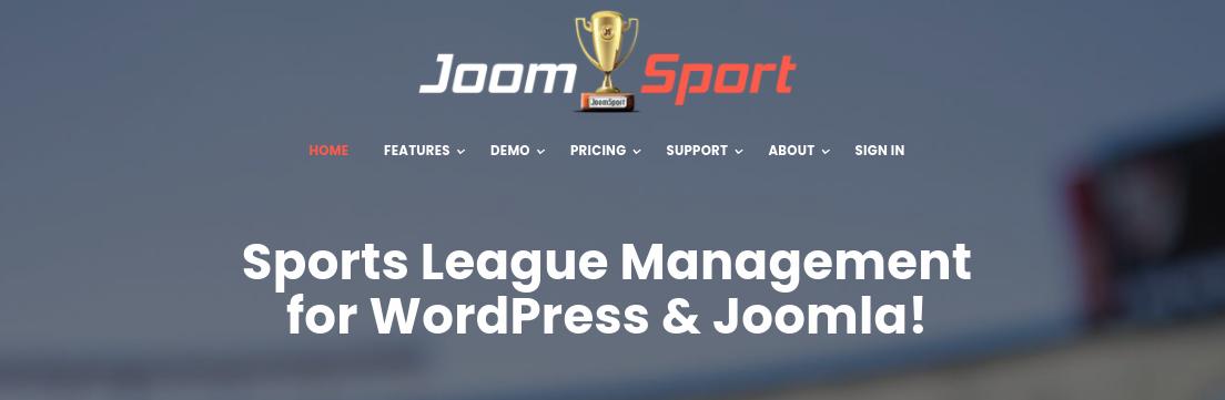 joomsport-website