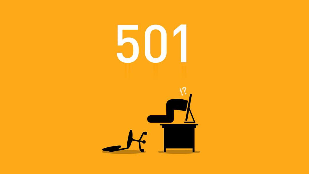 怎么解决HTTP错误码501