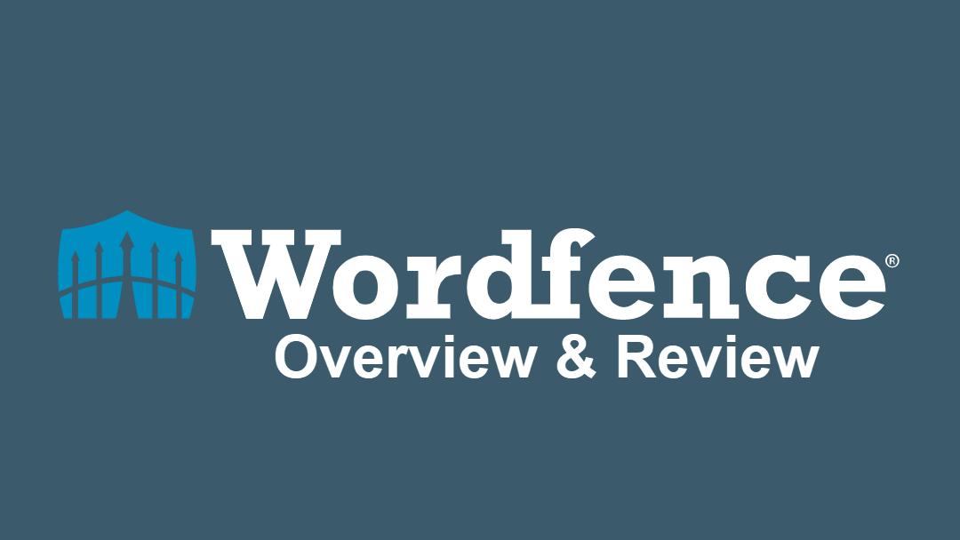WordFence介绍及使用教程