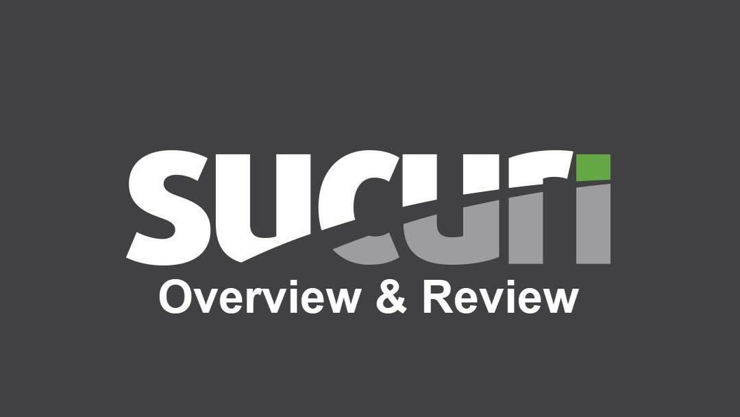 Sucuri介绍及使用教程