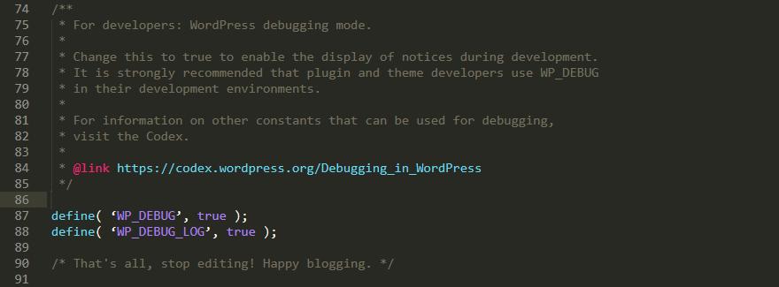 如何通过WordPress日志文件来优化网站-3