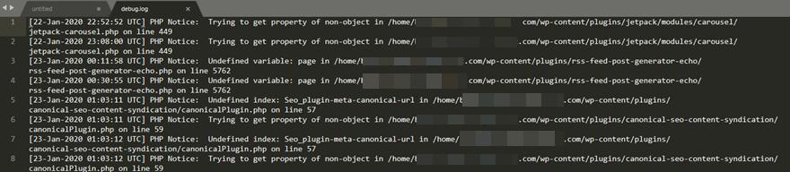 log文件编辑