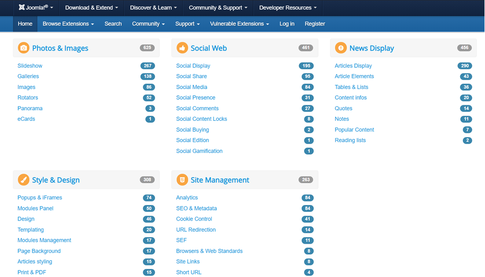 WordPress与Joomla对比:主要差异性有哪些?-1