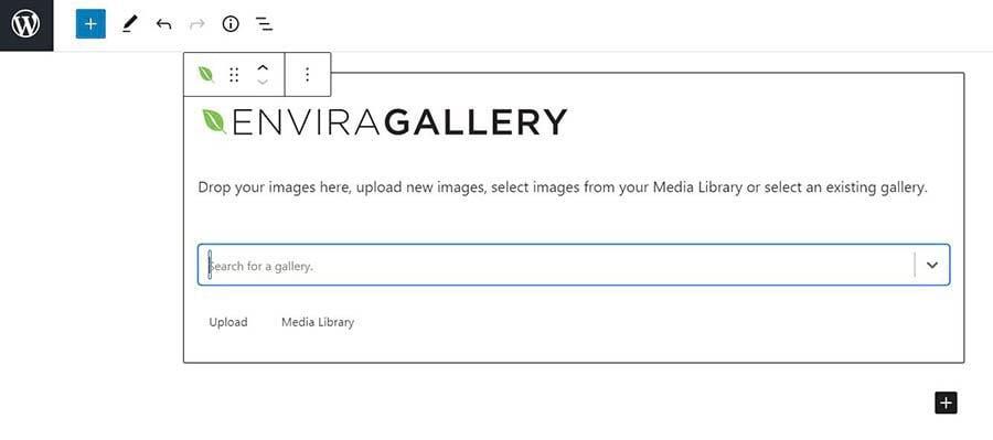 Envira Gallery插件
