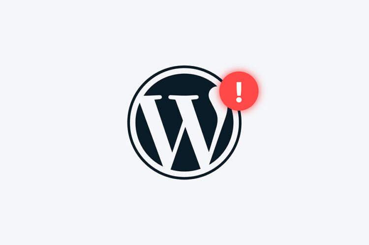 12个WordPress常见错误及对应解决办法-1