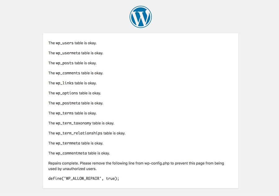 12个WordPress常见错误及对应解决办法-12