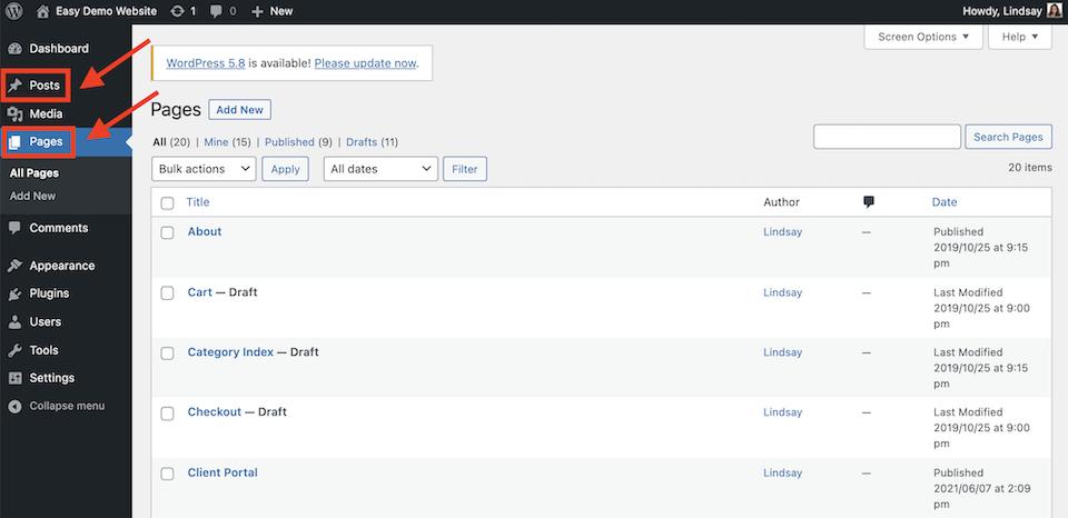 古腾堡编辑器教程:如何使用WordPress嵌入区块-4