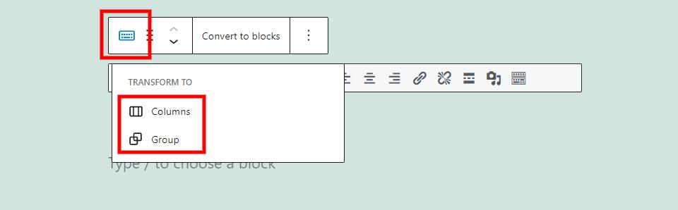 古腾堡编辑器教程:如何使用WordPress经典区块-7