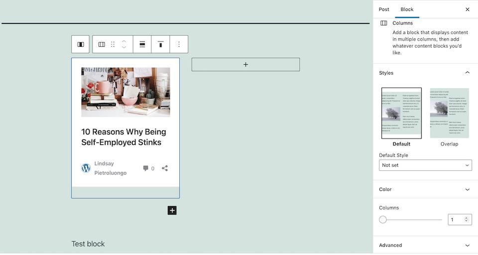 古腾堡编辑器教程:如何使用WordPress嵌入区块-14