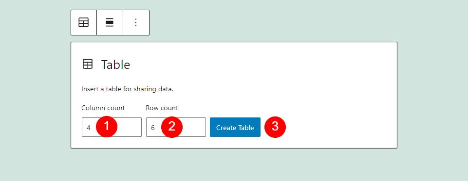 古腾堡编辑器教程:如何使用WordPress表格区块-1