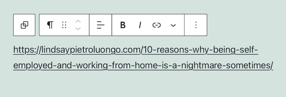 古腾堡编辑器教程:如何使用WordPress嵌入区块-17