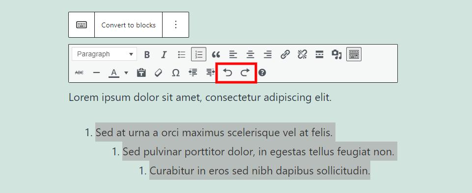 古腾堡编辑器教程:如何使用WordPress经典区块-29