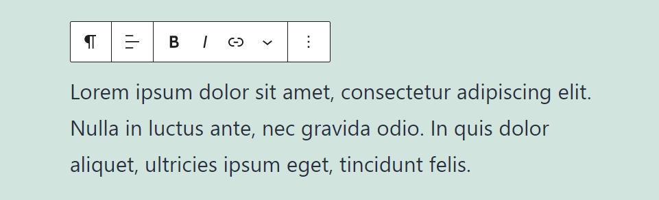 古腾堡编辑器教程:如何使用WordPress段落区块-3