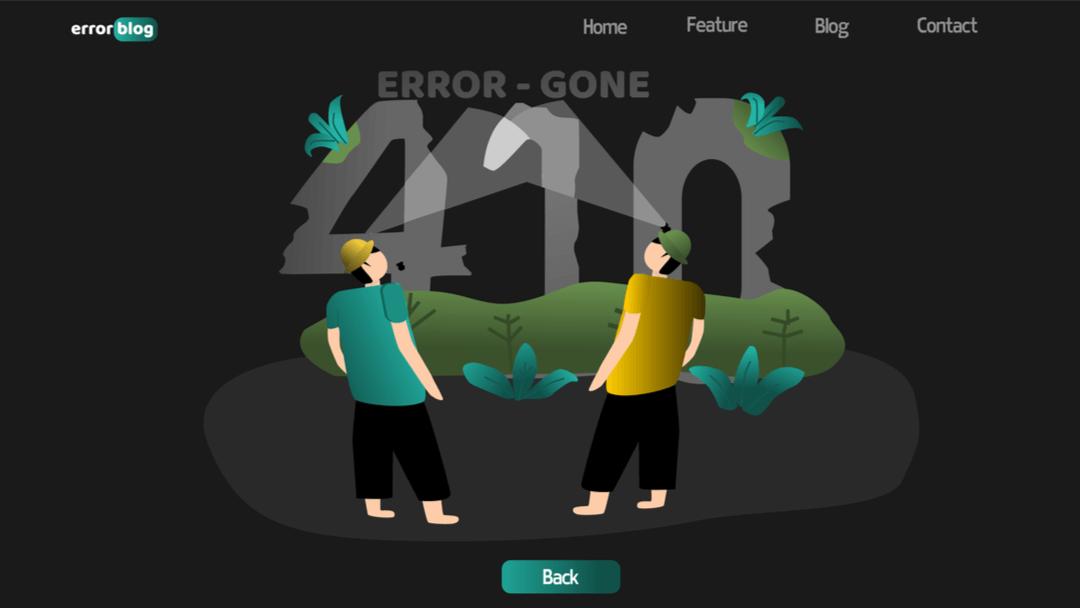 修复HTTP错误码410