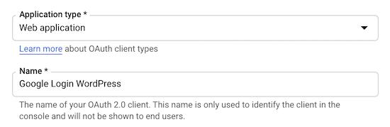 谷歌Web应用名称设置