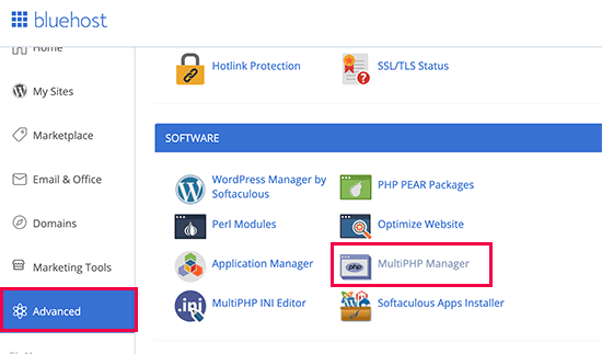 如何升级WordPress服务器PHP版本-1