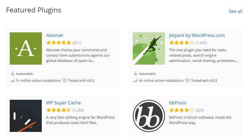WordPress简述:世界上最大的开源CMS系统-4