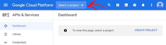 Google开发者项目