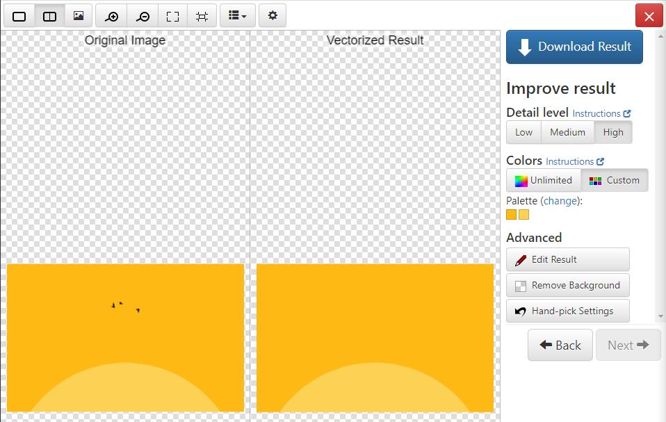 SVG格式转换工具