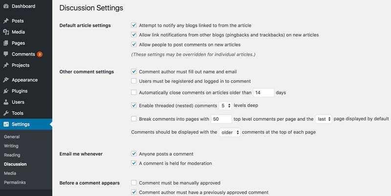 WordPress六个基本设置教程-5
