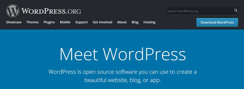 WordPress简述:世界上最大的开源CMS系统-1