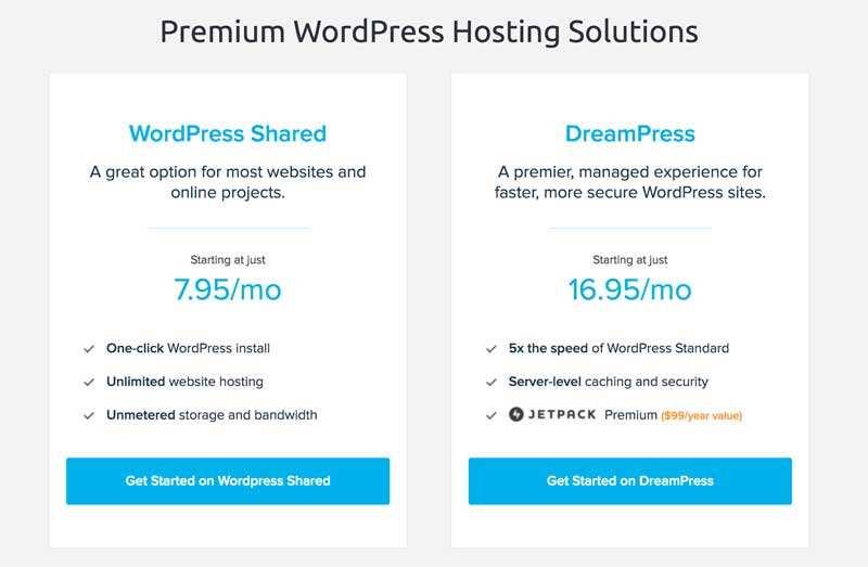 WordPress托管主机与共享主机之间有什么区别?-3