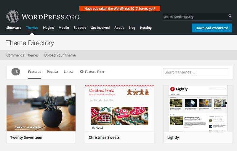 什么是WordPress主题及如何挑选一款好主题-2