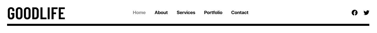 导航区块模式-1