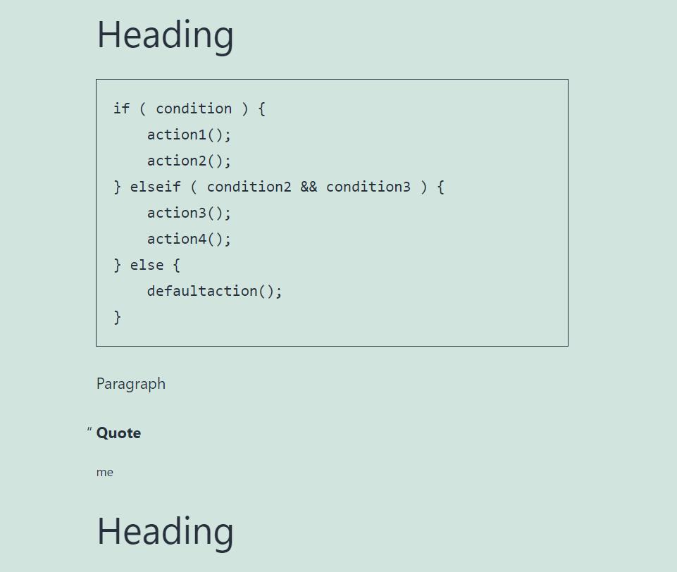 代码片段示例