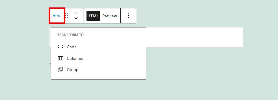 自定义HTML更改区块或样式