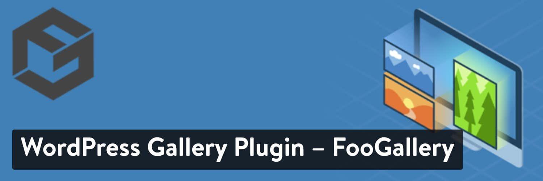 WordPress插件-FooGallery