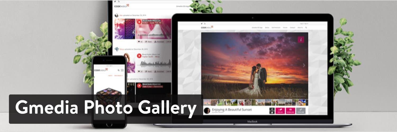 WordPress插件-Gmedia Photo Gallery