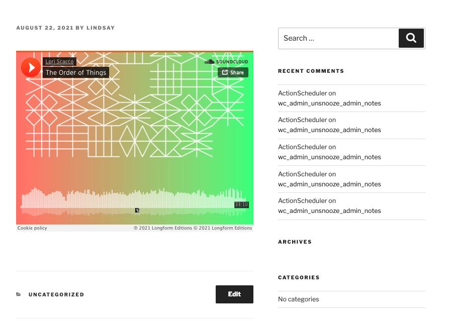 SoundCloud嵌入预览