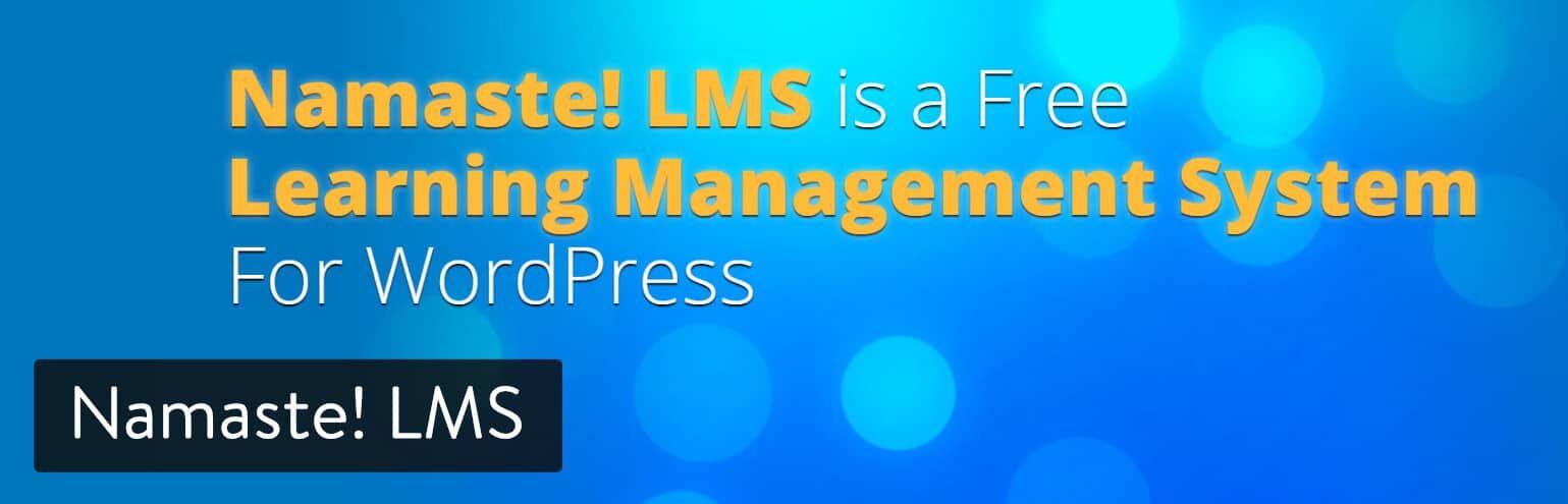 WordPress插件-Namaste! LMS
