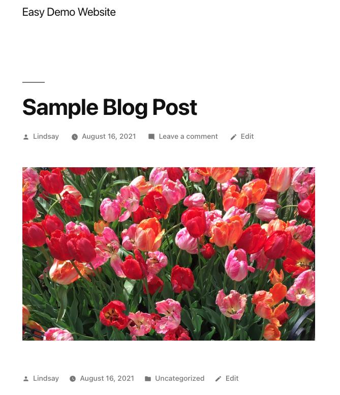Flickr嵌入区块图片预览