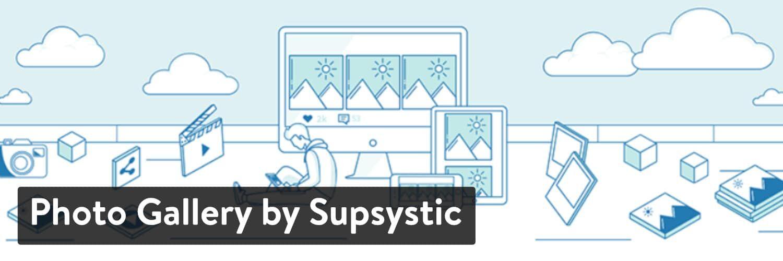 WordPress插件-Photo Gallery by Supsystic