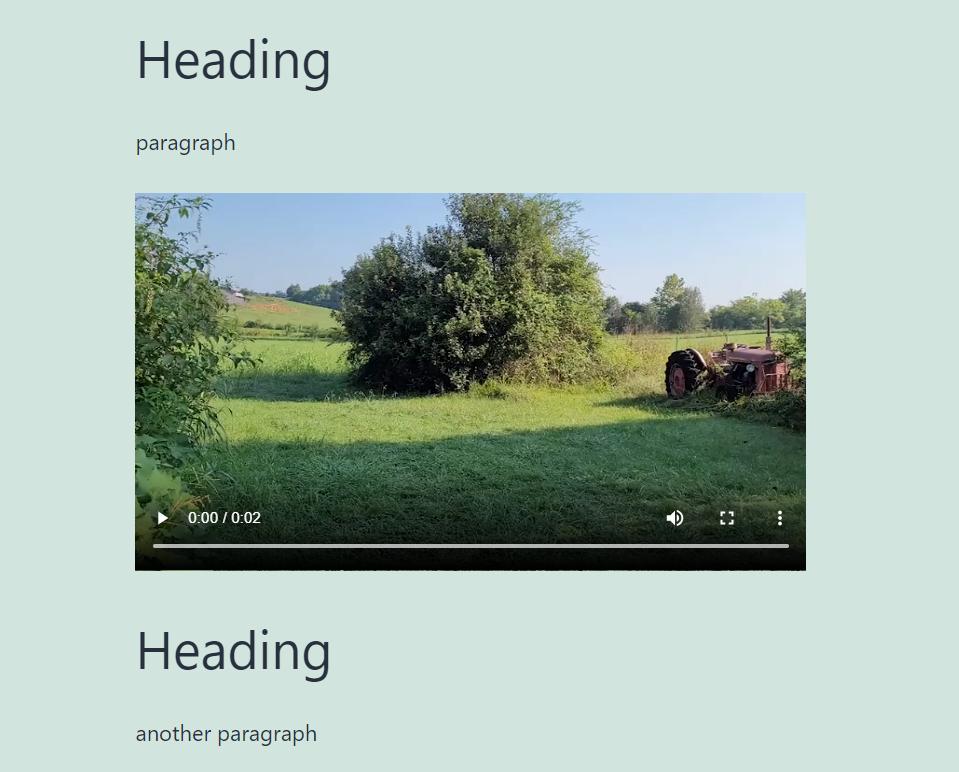 更改视频区块位置