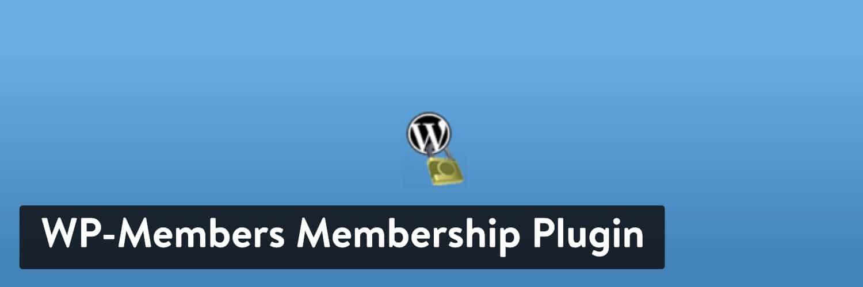 WordPress插件-WP-Members