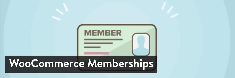 WordPress插件-WooCommerce Memberships