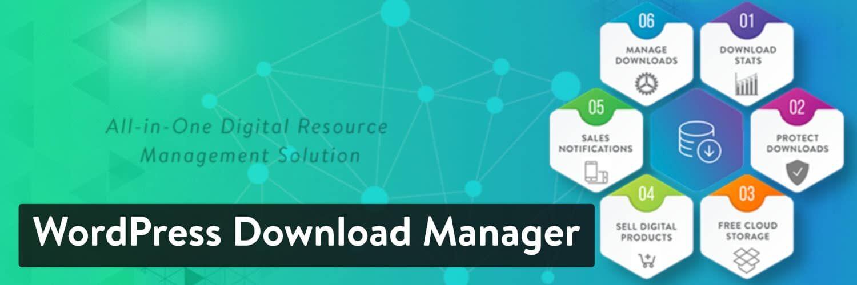 WordPress Download Manager插件