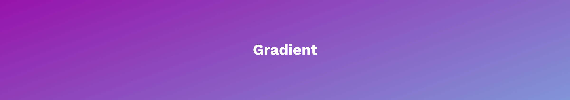 gradient动画效果