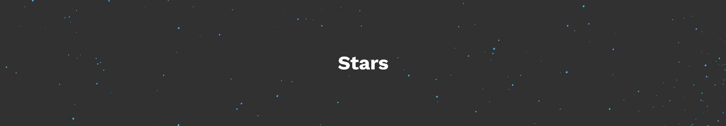 stars动画效果