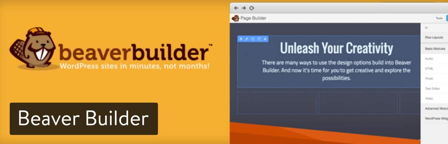 WordPress页面构建器-Beaver Builder