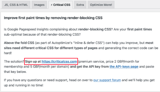 如何优化WordPress网站CSS交付-3