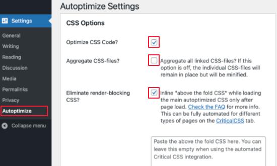如何优化WordPress网站CSS交付-2