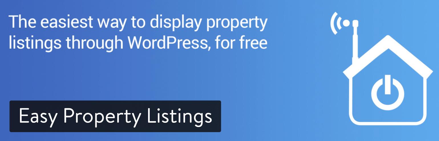 WordPress插件-Easy Property Listings