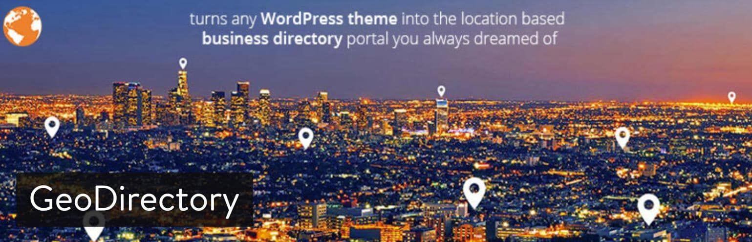 WordPress插件-GeoDirectory