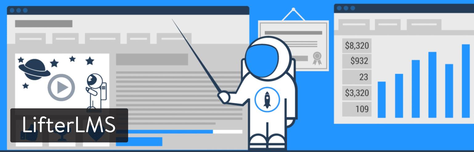 WordPress插件-LifterLMS