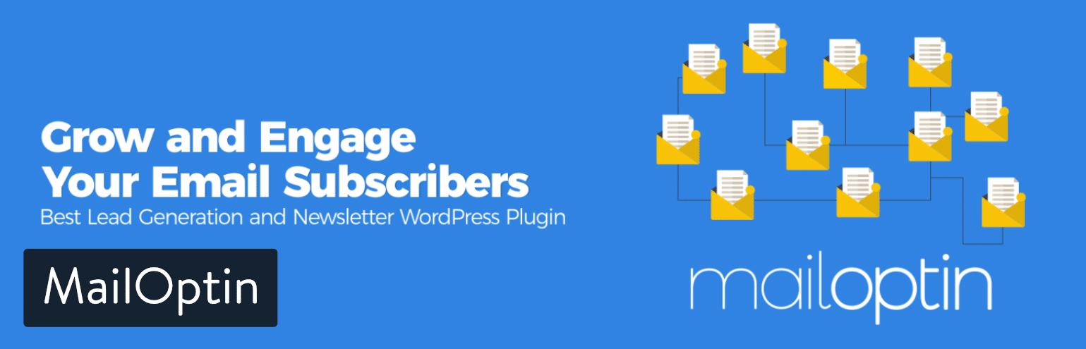 WordPress插件-MailOptin